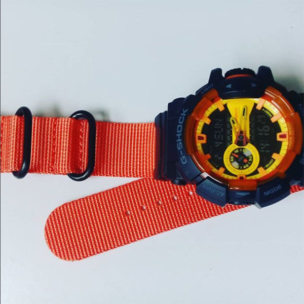 check out this beautiful G-Shock colour combo by #varioeveryday member @vincentchang2018