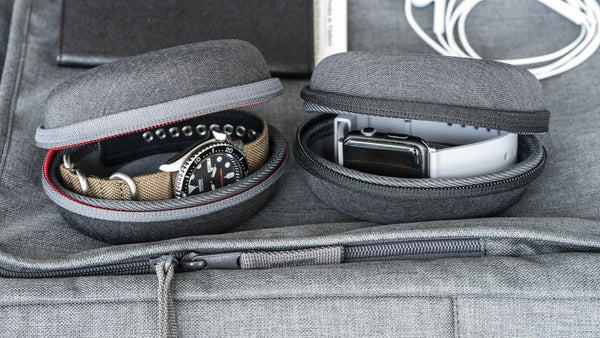 vario travel watch case
