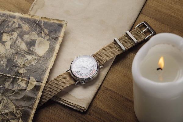 vario 1918 medic doctor pulsometer ww1 watch