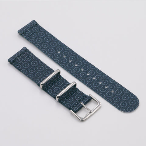 vario hex-g graphic nato watch strap