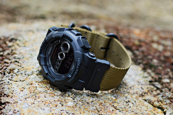 Luxury G Shock Straps