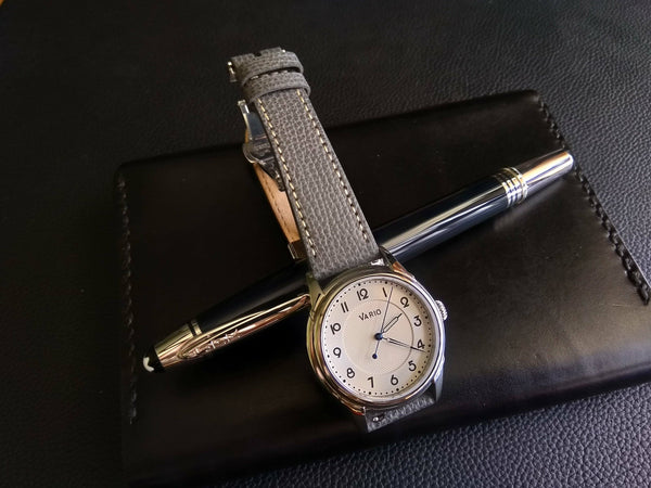 Empire White Handwound Dress Watch