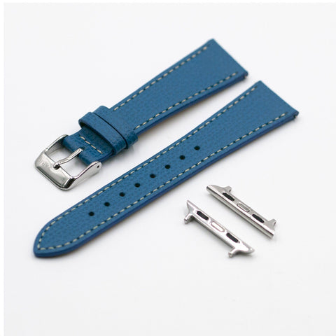 vario leather watch strap apple watch