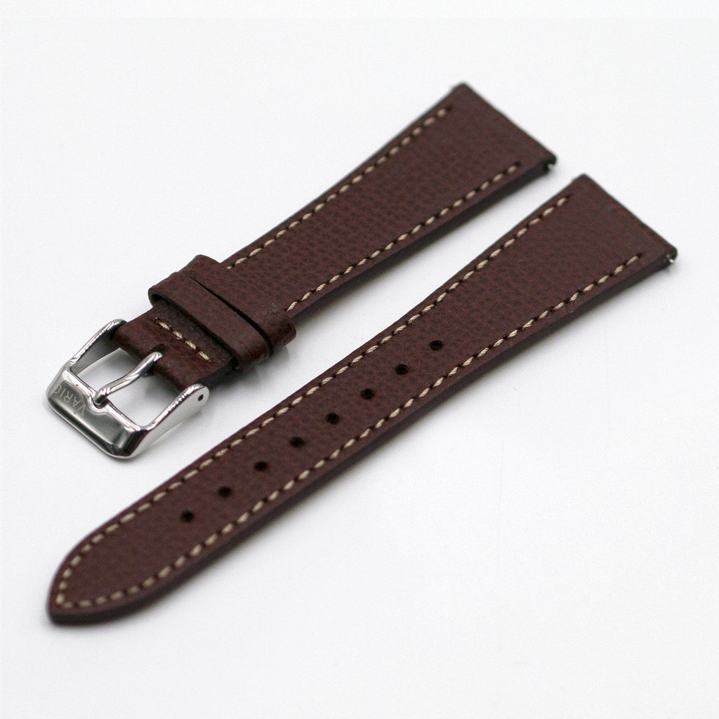 Vintage Italian Leather Watch Strap