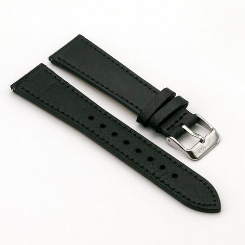 vario italian leather distressed watch strap