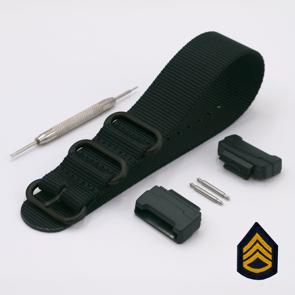 G-Shock replacement Nato Watch Strap