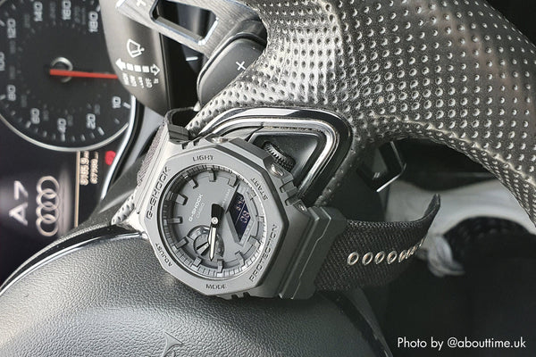 G-Shock Cordura Watch Strap
