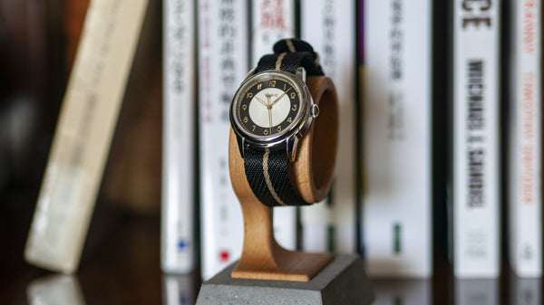 vario empire art deco dress watch