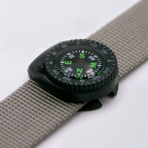 watch strap compass on nato for trekking