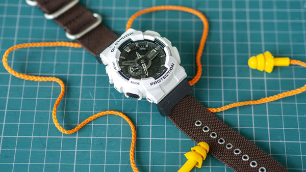 Affordable G-Shock Straps