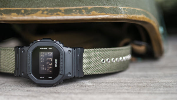 vario gshock adapter single pass cordura replacement army green
