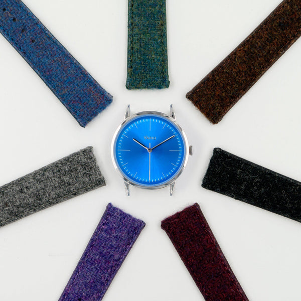 eclipse blue harris strap colour options