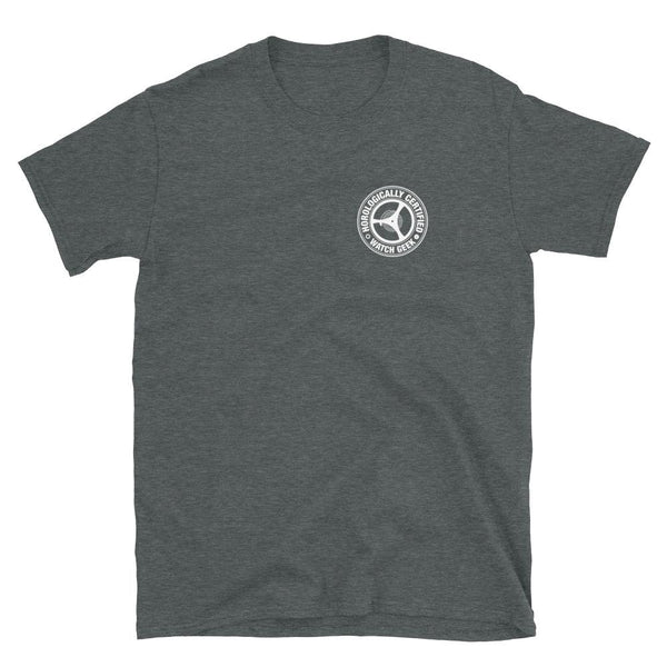 Horology T-Shirt — Certified Watch Geek