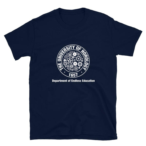 Horology T-Shirt — University of Horology