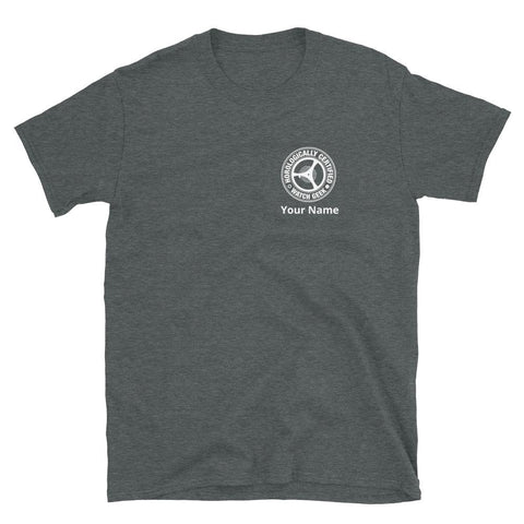 Horology T-Shirt — Certified Watch Geek Personalize