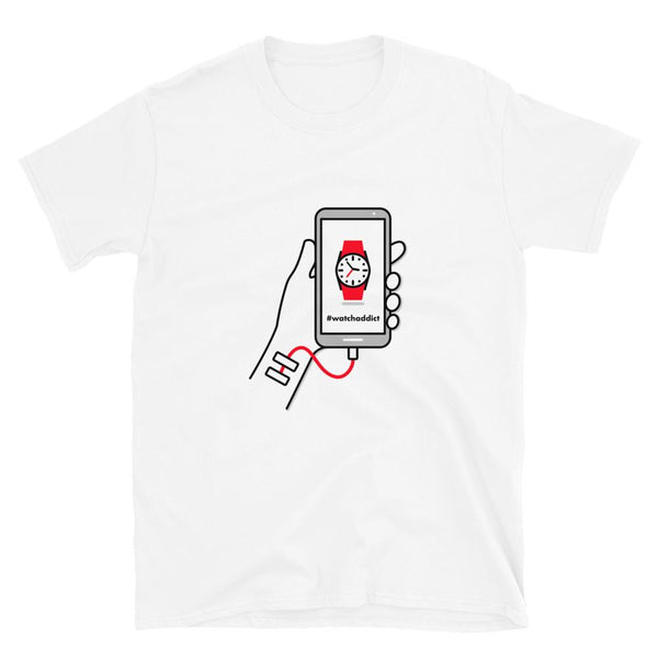 Horology T-Shirt — #watchaddict