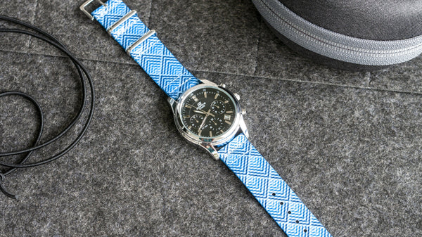 vario graphic nato watch band
