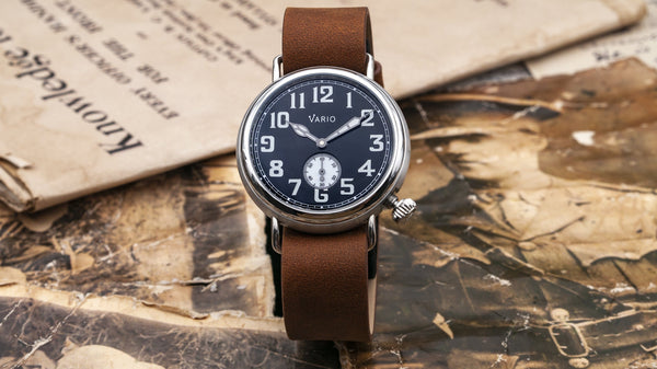 montre vario ww1 trench 37mm