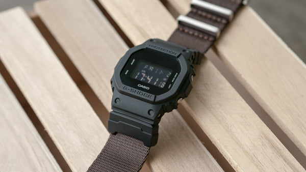 dw5600 seat belt nato gshock adapter