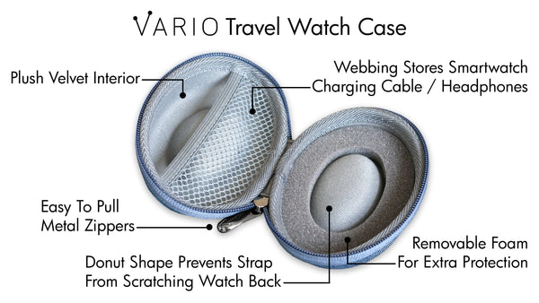 Vario Travel Watch Pod Fall