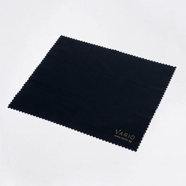 watch jewellery glass microfibre cleaning cloth
