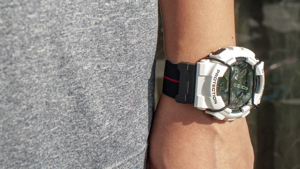 vario g-shock watch band