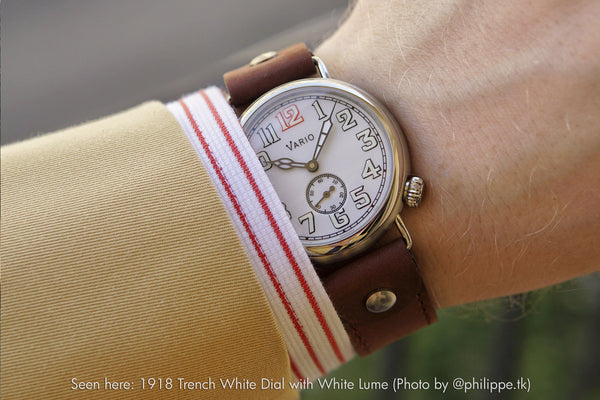 1918 vario trench ww1 watch