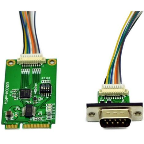 USB COM PLUS MPCIE