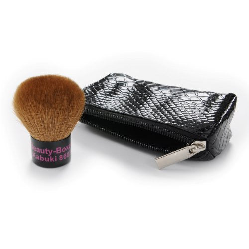 Kabuki Brush and Pouch set