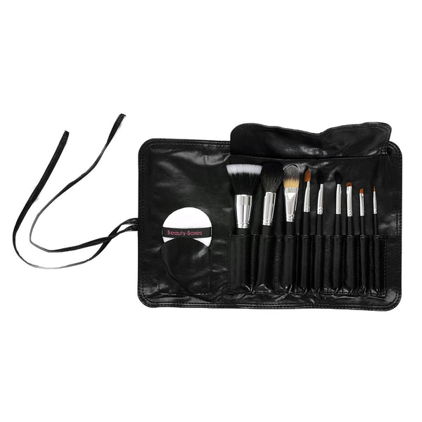 Professional set of Make-up Brushes