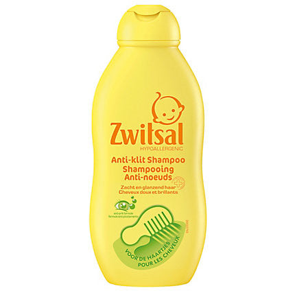 Zwitsal Anti-tangle shampoo (200ml)