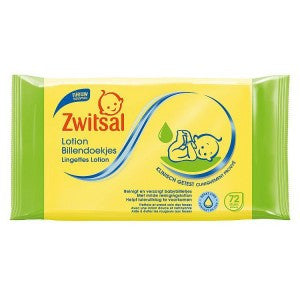 Zwitsal Lotion Wipes
