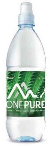 OnePure Still Water - 750ml X 12 PET Bottle