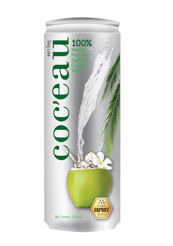 Coc'eau Coconut Water 310ml x 24 cans
