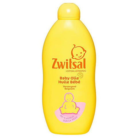 Zwitsal Baby Oil (400ml)