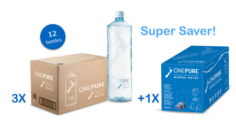 SPRING SPECIAL OFFER: OnePure Family Pack