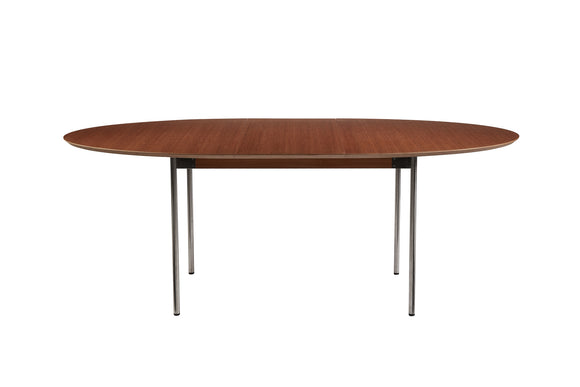 John and Sylvia Reid Oval Extending Table