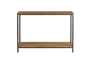Palma Console Table with Shelf