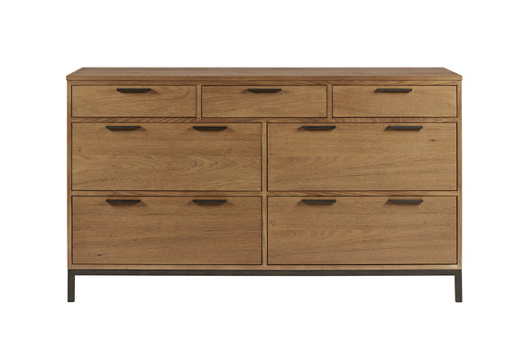 Palma 3 over 4 Drawer Chest