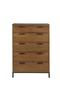 Palma 2 Over 4 Drawer Chest