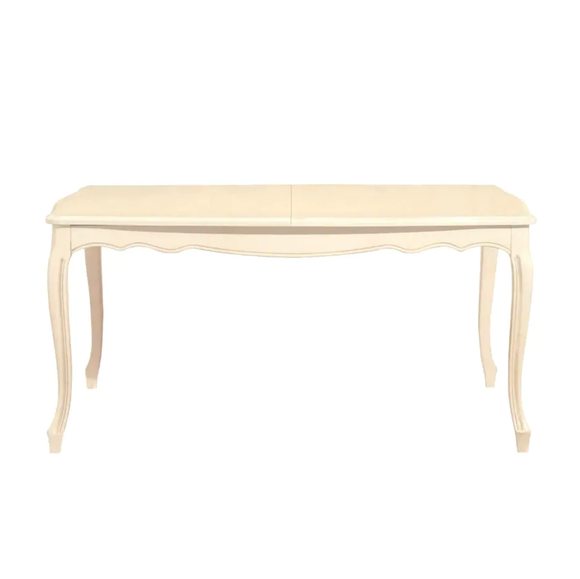 Provencale Ivory Extending Dining Table