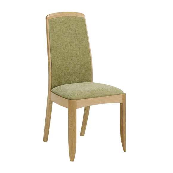 Shades Oak - Fully Upholstered Dining Chair