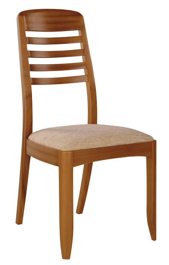 Classic Teak - Ladder Back Dining Chair