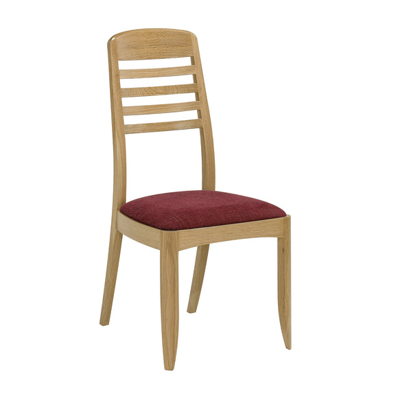 Shades Oak - Ladder Back Dining Chair