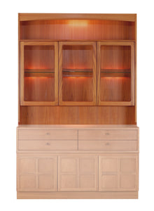 Classic Teak - Display Combination Top Unit