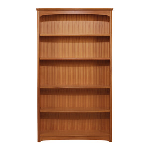Editions Teak - Tall Double Bookcase
