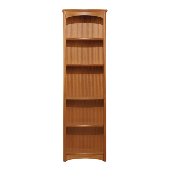 Editions Teak - Tall Single Bookcase