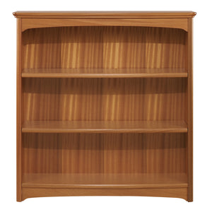 Editions Teak - Mid Height Double Bookcase