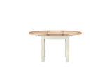 Bretagne  110cm - 150cm Round Extending Dining Table