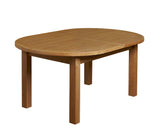 Bretagne  176cm - 236cm Oval Extending Dining Table